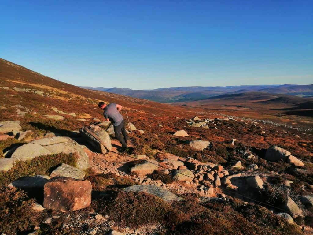 ACT Heritage - High quality construction in environmentally sensitive and remote areas across the Highlands of Scotland