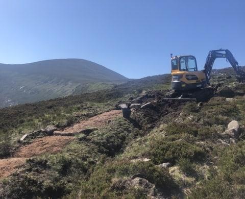 Lochnagar Main Path