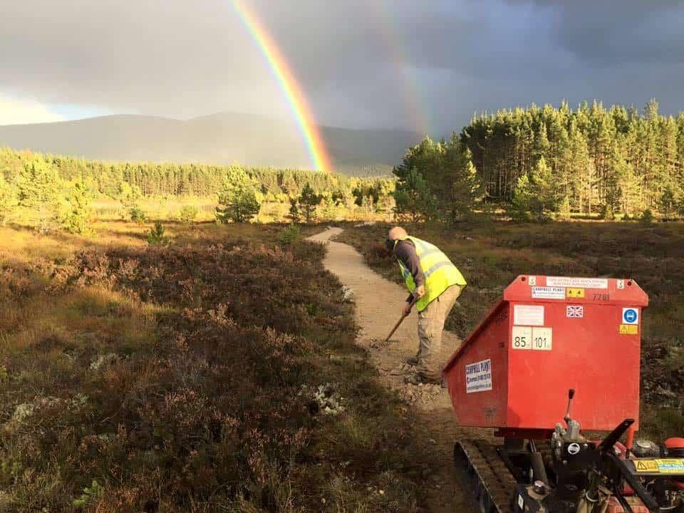 Rainbow worker