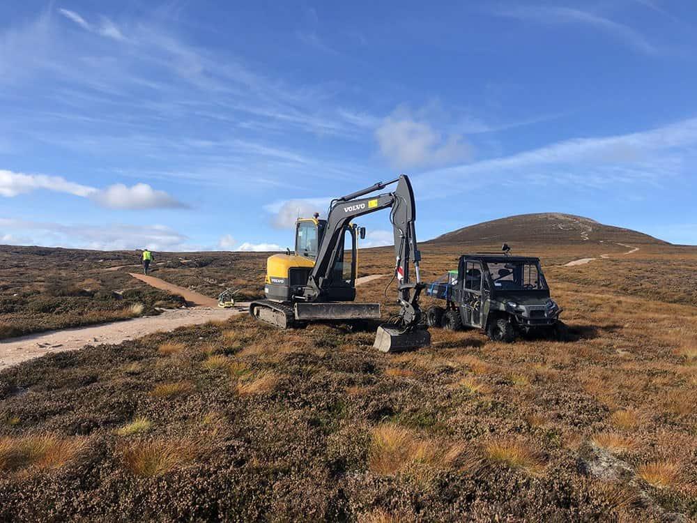 Peatland Restoration